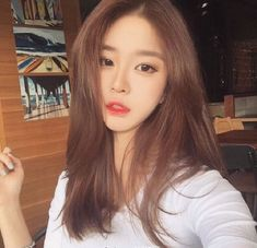 Healthy living at home devero login account access account Ulzzang Short Hair, Korean Short Hair, Korean Hair Dye, Korean Hair Color Brown, Brown Hair Colors, Hair Colours, Pretty Hairstyles, Girl Hairstyles, Asian Hair