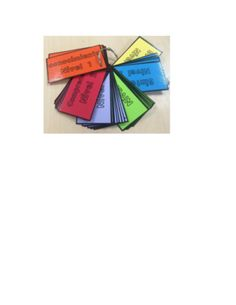 Spanish Bloom's Taxonomy Cards from Bilingual Busy Bee on TeachersNotebook.com -  (7 pages)  - Bloom's Taxonomy question cards.  There is a total of 48 cards with the six levels.