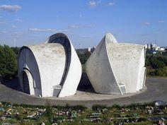 Flavorwire » The Very Best of Strange Soviet Architecture