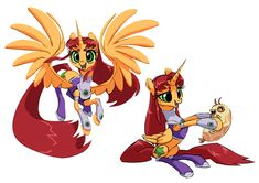 My Little Pony Drawing, Mlp My Little Pony, Starfire Titans, Marvel Dc, Monster High Pictures, Best Crossover, Mlp Characters, Mlp Comics, Mlp Fan Art