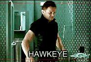 I got them moves like Hawkeye
