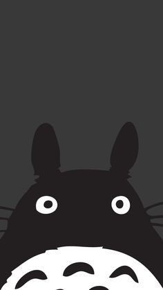 Totoro - Studio Gibhli iPhone wallpapers @mobile9