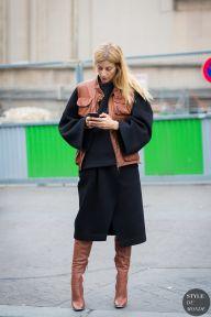 STYLE DU MONDE / Paris Fashion Week SS 2016 Street Style: Ada Kokosar  // #Fashion, #FashionBlog, #FashionBlogger, #Ootd, #OutfitOfTheDay, #StreetStyle, #Style