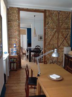 Guesthouse Lost Lisbon, ontbijtkamer