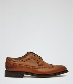 202e71a25f23 16 Best Leather brogues images