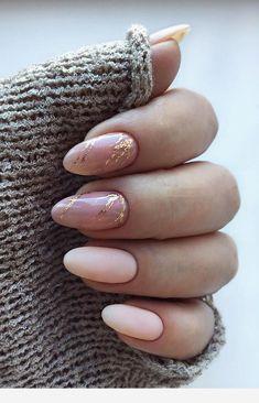 30 wow wedding nail ideas, nail ideas wedding bride nude pink nails with . - 30 wow wedding nail ideas, nail ideas wedding bride nude pink nails with … - Marble Nail Designs, Almond Nails Designs, Acrylic Nail Designs, Nail Art Designs, Winter Nail Designs, Almond Acrylic Nails, Cute Acrylic Nails, Almond Nail Art, Oval Nails