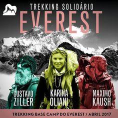 Nosso primeiro roteiro Solidário foi ao Monte Kilimanjaro e ficamos muito contentes com o sucesso e o que conseguimos conquistar com a ajuda dos nossos queridos clientes. E em abril de 2017 Organizamos a Expedição - Trekking Solidário ao Base Camp do Everest e contamos com muita gente do bem envolvida neste projeto que vai levar mais recursos para reconstrução do Nepal! Você não vai ficar fora dessa vai?  Venha com o @GentedeMontanhaOficial participar desta aventura e conhecer está maravilha…