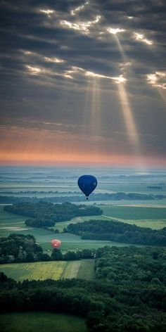 Vers le soleil (Towards the sun) ~Beautiful France