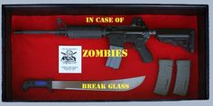 In Case of Zombies – AR15 Premium Zombie Defense Box