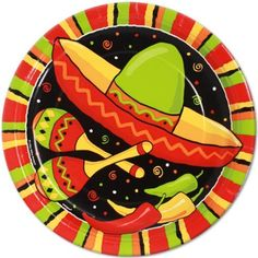 Get ready for a fun time at your Mexican Themed Party that has been decorated with Mexican Party Decorations. Use our Mexican Themed Party Supplies to decorate for Cinco De Mayo party to bring a fun feel to a room. Mexican Party Supplies, Mexican Party Decorations, Party Themes, Theme Ideas, Candy Birthday Cards, Birthday Party Rentals, Mexico Party, Diy Wedding Gifts, Mexican Art