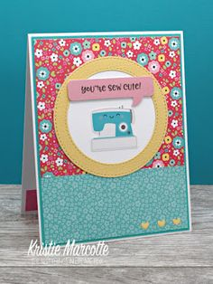 The best things in life are Pink.: Doodlebug's So Punny - 41 cards from one paper pad Pun Card, Sewing Cards, Thing 1, Paper Smooches, Friendship Cards, American Crafts, Card Sketches, Card Kit, Valentine Day Cards
