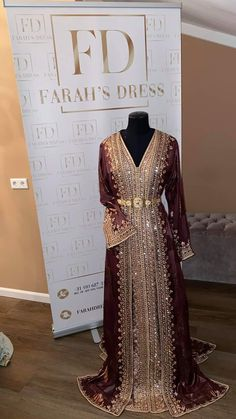 Caftan Dress, Hijab Dress, Muslim Fashion, Hijab Fashion, Muslim Wedding Dresses, Formal Dresses, Morrocan Kaftan, Moroccan Wedding, Islamic Clothing