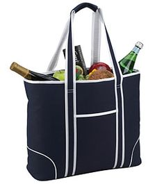 Insulated Cooler Tote, $25