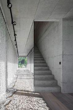 House D by HHF Architects in Nuglar, Switzerland - Minimalissimo