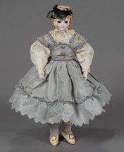 Claude Blampoix Teenager    -   Carmel Doll Shop -Fashion Dolls-