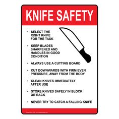 Knife clipart kitchen safety - pin to your gallery. Explore what was found for the knife clipart kitchen safety Kitchen Hazards, Kitchen Safety Tips, Health And Safety Poster, Safety Posters, Anti Smoking Poster, Food Safety And Sanitation, Kitchen Hygiene, Safety Slogans, Knives