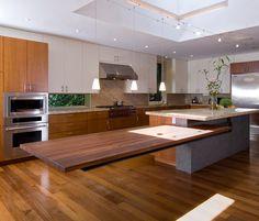 creative kitchen islands ideas - Google Search