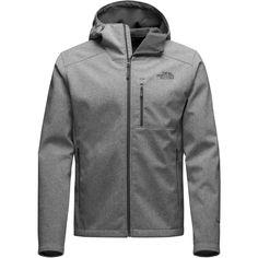 127.46  The North Face - Apex Bionic 2 Hooded Softshell Jacket - Men's - Tnf Medium Grey Heather/Tnf Medium Grey Heather http://www.backcountry.com/the-north-face-apex-bionic-hooded-softshell-jacket-mens?rr=t