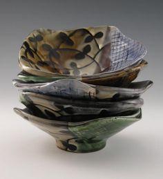 adero willard - bowls, shallow dish