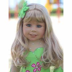 NWT Masterpiece Dolls Ariel RARE Blonde Green Eyes By Monika Levenig | Dolls & Bears, Dolls, By Brand, Company, Character | eBay!