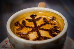 Un café de Banyoles #café #cafè #food #foodporn #beauty #mornings #winter #snow #cold #hot #hotcold #coldhot