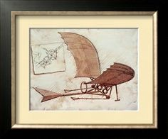 Leonardo da vinci drawings flying machines – www Leonardo Da Vinci Zeichnungen, Da Vinci Inventions, Machine Volante, Magic Treehouse, Italian Renaissance, Renaissance Men, Illustrations, Pics Art, Framed Artwork