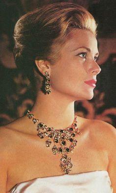 Grace Kelly Jewellery