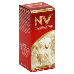 NV Hollywood's Diet Pill, Caplets 60 caplets $21.89