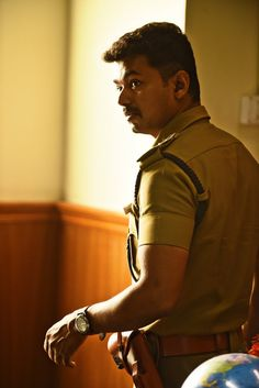 Theri Tamil Movie Stills | Vijay, Amy Jackson, Samantha | Theri: WoodsDeck