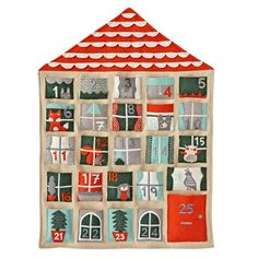 Shop Holiday Helper Advent Calendar.  Need an extra hand this holiday season? The delightful characters on our Holiday Helper kids Advent Calendar are ready to help you hold various trinkets and goodies to make the countdown to Christmas a real treat.