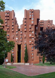 Ricardo Bofill Taller de Arquitectura, Steve De Vriendt · Walden7