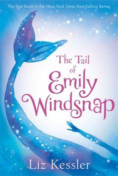 Emily Windsnap series by Liz Kessler #mermaids #Kidlit #middlegrade