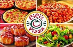 Cici's Pizza $5 Faves And Summer Fun Pack Giveaway! Ends 8/20 on http://www.couponingfor4.net