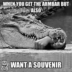 I learn from the best.....armhunter