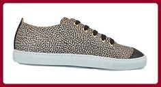 Borbonese , Damen Sneaker Braun op classic - Sneakers für frauen (*Partner-Link)