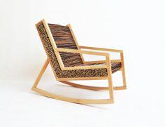 HALUZ (rocking-chair) by Tomas Vacek