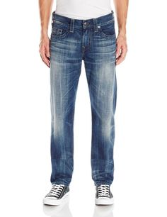 True Religion Mens Jeans Size 34 Geno  SE in Dillon NWT $249 #TrueReligion #Relaxed