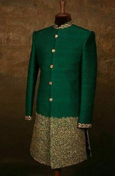 mens wedding suits for abroad Sherwani For Men Wedding, Wedding Dresses Men Indian, Mens Sherwani, Sherwani Groom, Wedding Dress Men, Wedding Men, Menswear Wedding, Tuxedos, Mens Indian Wear