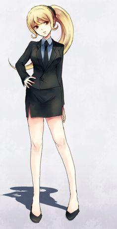 Saionji Hiyoko // Super DanganRonpa 2.