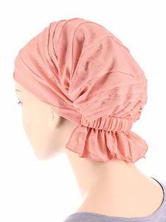 New Crochet Easy Scarf Pattern Style Ideas Chemo Beanies, Sombrero A Crochet, Head Scarf Styles, Fleece Hats, Hair Cover, Fancy Hats, Knitting Accessories, Refashion, Pattern Fashion