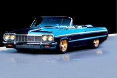 1964 Impala SS.