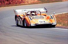 Tony Adamowicz - McLaren M8B Chevrolet - Auto World - Can-Am Road Atlanta - 1971 Canadian-American Challenge Cup, round 3