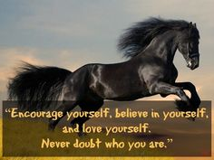 Never Doubt Who You Are...