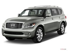 INFINITY QX56... OR PERHAPS THIS AS THE FAMILY SUV