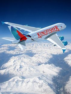 Kingfisher Airlines Airbus A380-800