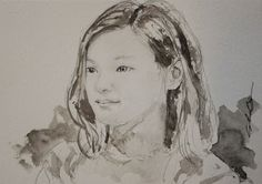 Acoustic Drawings The Shinji Ogata Gallery: The First Customer of the Live Drawing 2016 2016年最...