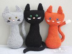 Crochet Cat.pattern...
