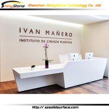 Reception Desk, Reception Desk direct from Shenzhen Shinystone Technology Co., Ltd. in China (Mainland)