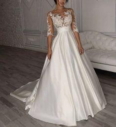 Wedding Dress Train, Rustic Wedding Dresses, Custom Wedding Dress, Lace Weddings, Dream Wedding Dresses, Boho Wedding Dress, Bridal Dresses, Wedding Gowns, Picnic Weddings