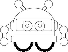 school bulletin boards for robots - Google Search